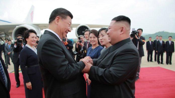 Κιμ και Σι συμφώνησαν για ενίσχυση των σχέσεων