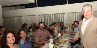 Σε εκδήλωση του ΚΚΕ η Κατερίνα Στικούδη (pic)