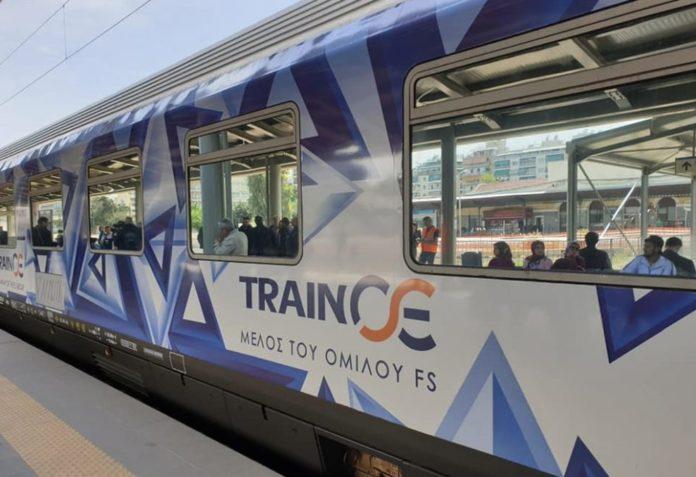 ΤΡΑΙΝΟΣΕ: Νέα δρομολόγια στη διαδρομή Θεσσαλονίκη-Κιλκίς-Σέρρες