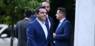 Τσίπρας: «Ο ελληνικός λαός δεν θα επιστρέψει στις μαύρες μέρες του ΔΝΤ»