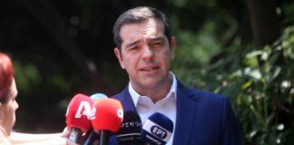Αλ. Τσίπρας: Μεγάλη υποκρισία της ΝΔ στο Μακεδονικό