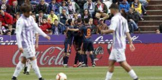 El Mundo: «Δωροδοκήθηκαν 7 παίκτες της Βαγιαδολίδ με την Βαλένθια»