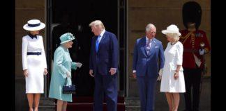Το πρόγραμμα Τραμπ στη Μεγάλη Βρετανία