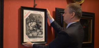 Στη Φλωρεντία επιστρέψει το «Βάζο με λουλούδια» που έκλεψαν οι Ναζί
