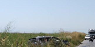 Τραγωδία στην Εγνατία Οδό με έναν νεκρό και οκτώ τραυματίες