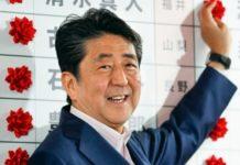 Ο Άμπε κερδίζει τις εκλογές, χωρίς να εξασφαλίσει την πλειοψηφία