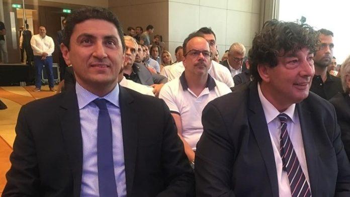 Αυγενάκης: «Χωρίς υπερβολές στα τηλεοπτικά δικαιώματα της ΕΡΤ» (vid)