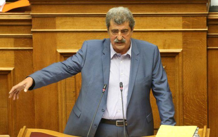 Ανακοίνωση του Τομέα Δικαιωμάτων ΣΥΡΙΖΑ κατά Πολάκη