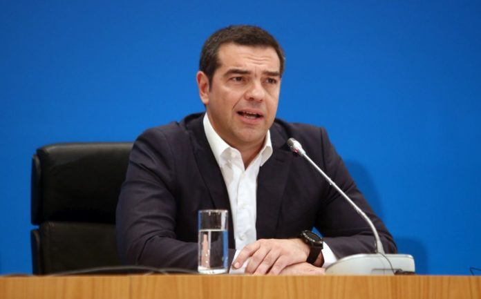 Τσίπρας: «Το πρόβλημα δεν είναι ο Διαματάρης, αλλά ο ίδιος ο κ. Μητσοτάκης»