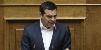 Τσίπρας: «Ακραία ρητορική από την κυβέρνηση, δίχως σχέδιο στο προσφυγικό»
