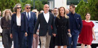 Δανάη Στράτου: Συμφωνούσα με όλα όσα είπε ο κ. Τσίπρας