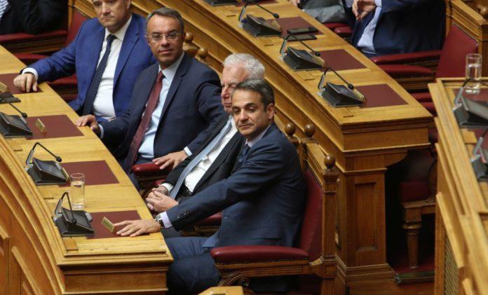Βουλή: Live η συζήτηση για τον προϋπολογισμό του 2020