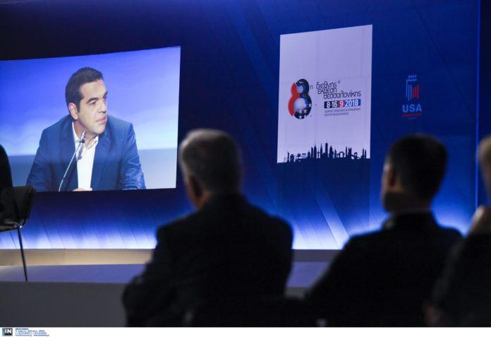 Αναπτυξιακό σχέδιο-κοινωνικές συμμαχίες στο μενού Τσίπρα για ΔΕΘ