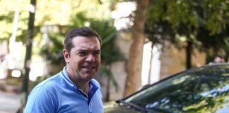 """ΣΥΡΙΖΑ:""""Ανέλπιστα καλό"""" το κλίμα στην Πολιτική Γραμματεία"""