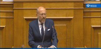 """Βαρτζόπουλος: """"Θα πρέπει να τεθεί το θέμα των 12 μιλίων"""""""