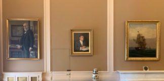 Ο Νίκος Δένδιας «αποκατέστησε» τον Κωνσταντίνο Καραμανλή (pic)