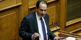 Σπίρτζης «Σχέδιο για την κομματική άλωση του κράτους»