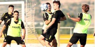 Μονόδρομος για την ΑΕΚ η συμμετοχή στους ομίλους του Europa League