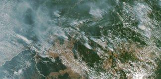 Βραζιλία: Ο ουρανός δεν σκοτεινιάζει ποτέ, καθώς ο Αμαζόνιος φλέγεται