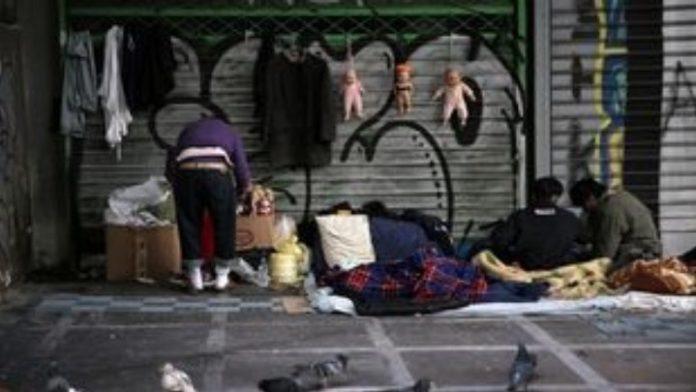 Tim Craig / Έχουν το δικαίωμα οι άστεγοι να κοιμούνται στο δρόμο;