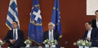 Δεν είναι σίγουρο ότι ο ΣΥΡΙΖΑ θα στηρίξει Παυλόπουλο