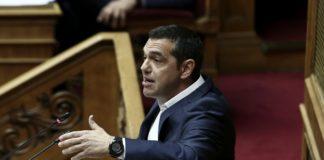 Ποιους έχουν στόχο τα βέλη Τσίπρα απόψε στη Βουλή
