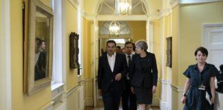 """ΣΥΡΙΖΑ: """"Ο Τσίπρας είχε ζητήσει από την Μέι επιστροφή των Γλυπτών"""""""