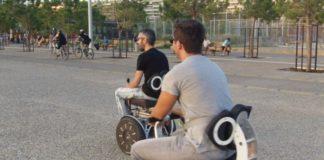 Sui Generis Seat, ένα καινοτόμο όχημα για άτομα με κινητικές δυσκολίες στην 84η ΔΕΘ