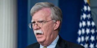 Το ιρανικό δεξαμενόπλοιο Adrian Darya έφθασε στη Συρία, λέει ο Τζον Μπόλτον