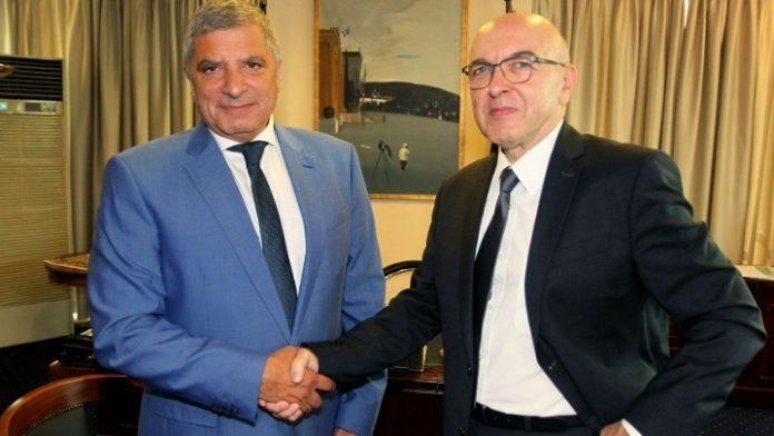 Πατούλης: «Με σύμμαχο το ΥΠΕΞ θα ενισχύσουμε την εξωστρέφεια της Αττικής»