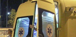 Μία νεκρή και μία τραυματίας σε τροχαίο δυστύχημα στην Ε.Ο. Δράμας - Αμφίπολης
