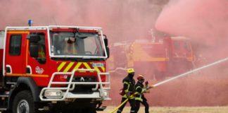 Πυρκαγιά σε χημικό εργοστάσιο στη Γαλλία - Κίνδυνος μόλυνσης του Σηκουάνα