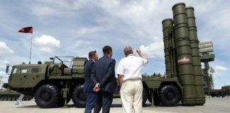 Μόσχα: Οι S-400 στην Τουρκία καμία απολύτως απειλή για την Ελλάδα
