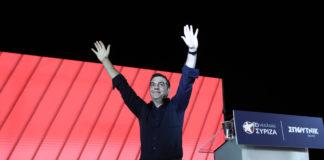 """Γιατί το facebook """"έκοψε"""" την ομιλία Τσίπρα στο συνέδριο"""