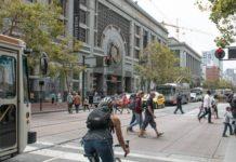 Σε πολυσύχναστο δρόμο του Σαν Φρανσίσκο θα απαγορευθεί η κυκλοφορία