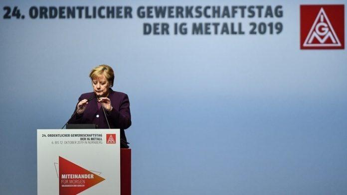 Ά. Μέρκελ: Πρέπει να πολεμήσουμε τα εγκλήματα μίσους