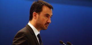 Αλ. Χαρίτσης: Απόλυτα καταδικαστέες οι δηλώσεις Τσαβούσογλου
