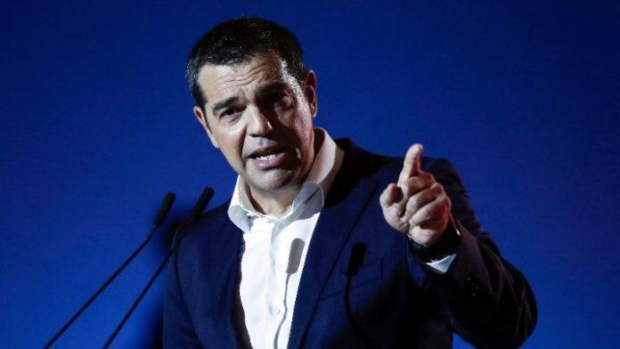 Τσίπρας: Εκκωφαντική η αφωνία της Ελλάδας για την εισβολή της Τουρκίας στη Β. Συρία