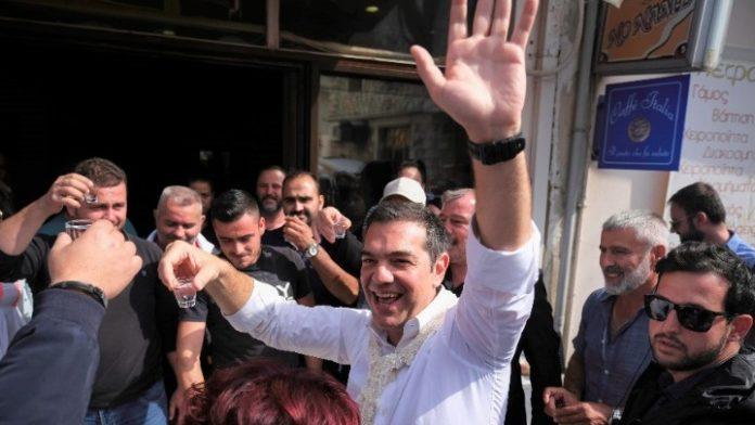 Αλ. Τσίπρας από τον Μυλοπόταμο: Κάλεσμα στους πολίτες να συμμετέχουν στο σχεδιασμό του νέου ΣΥΡΙΖΑ