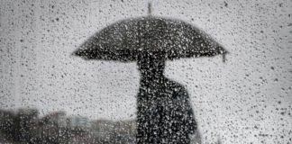Αναμένονται μεγάλα ύψη βροχής το διήμερο Δευτέρας-Τρίτης