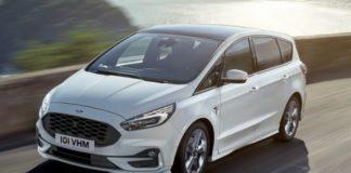 Άνεμος ανανέωσης για τα S-MAX και Galaxy της Ford