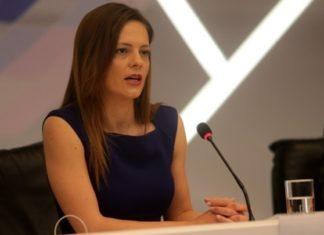 """""""Αριστερό είναι το μαζικό κόμμα"""" επεσήμανε η Έφη Αχτσιόγλου"""