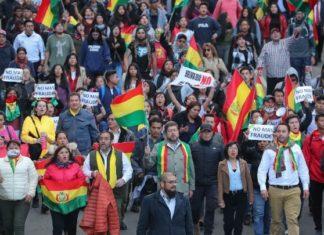 Βολιβία-προεδρικές εκλογές: Νέα επεισόδια στην πρωτεύουσα