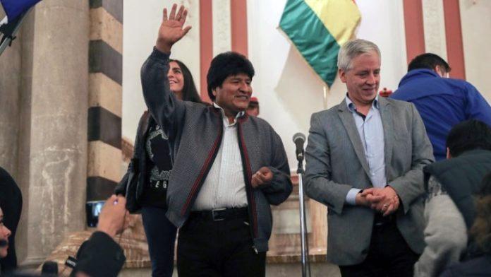 Βολιβία-προεδρικές εκλογές: Ο Έβο Μοράλες δήλωσε πεπεισμένος ότι θα κερδίσει από τον α' γύρο
