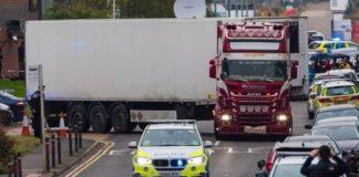 Βρετανία: Τα περισσότερα θύματα στο φορτηγό ψυγείο κατάγονται από το Βιετνάμ