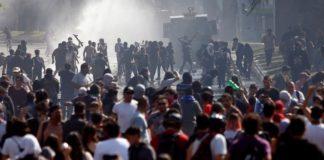 «Βρισκόμαστε σε πόλεμο» λέει ο Πρόεδρος της Χιλής, καθώς συνεχίζονται οι ταραχές