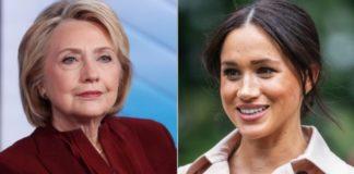 Χίλαρι και Τσέλσι Κλίντον υπέρ της Μέγκαν Μαρκλ