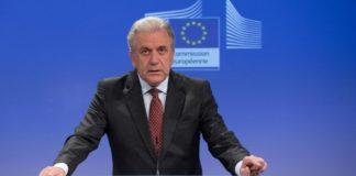 Δ. Αβραμόπουλος: Σε εγρήγορση στους τομείς της μετανάστευσης και της ασφάλειας
