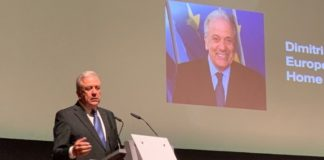 Δ. Αβραμόπουλος στο 8ο Διεθνές Συμπόσιο: «Χωρίς αλληλεγγύη δεν μπορεί να υπάρξει Ευρώπη»
