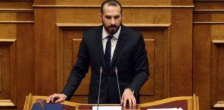 Δ. Τζανακόπουλος: Μετά το ντοκιμαντέρ στην ελβετική τηλεόραση, ο κ. Γεωργιάδης προσπαθεί να βγει από τη δύσκολη θέση